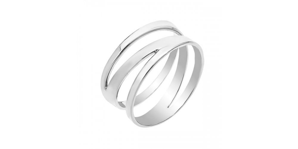 Срібні кільця без каменів - лаконічний маст-хев