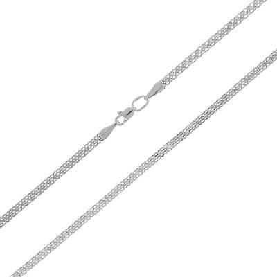 Ланцюжок срібний Дойч (14540)