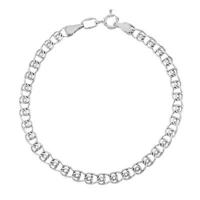 Браслет срібний Лав (37005)