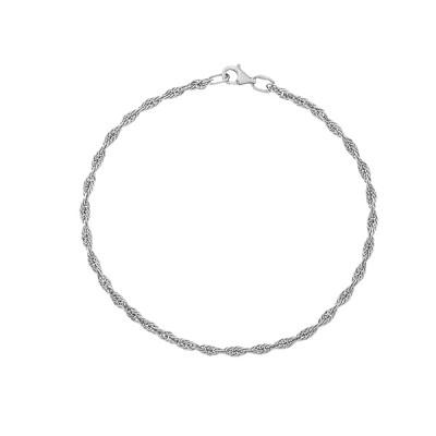 Браслет срібний Вєрьовка (902023040р)