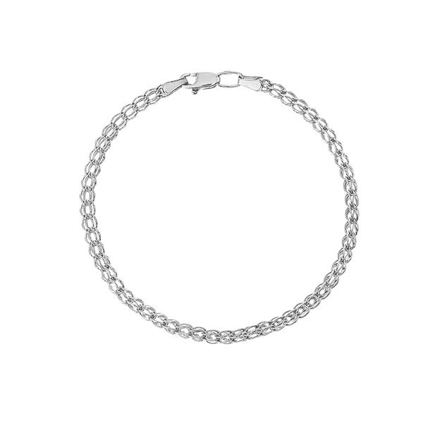 Браслет срібний Пітон (БС302.1)