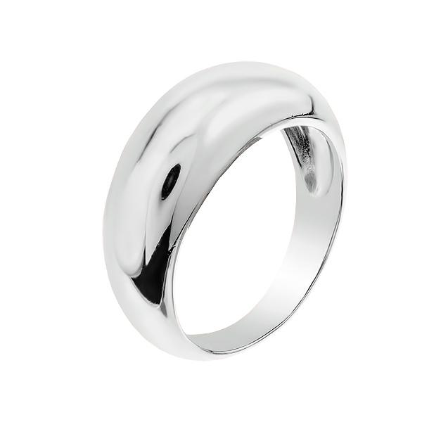 Каблучка срібна фантазія без каменів (D110CA0237 R)