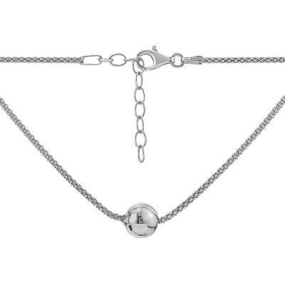 Кольє срібне Фантазія без каменів (D5026HK2299 R)