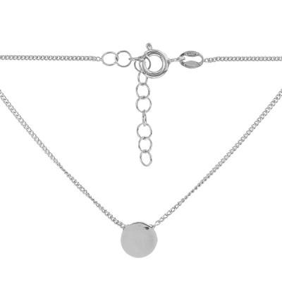 Кольє срібне Фантазія без каменів (D5051HK0024 R)
