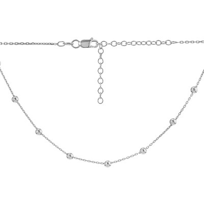 Кольє срібне Фантазія без каменів (D5136HK0001 R)