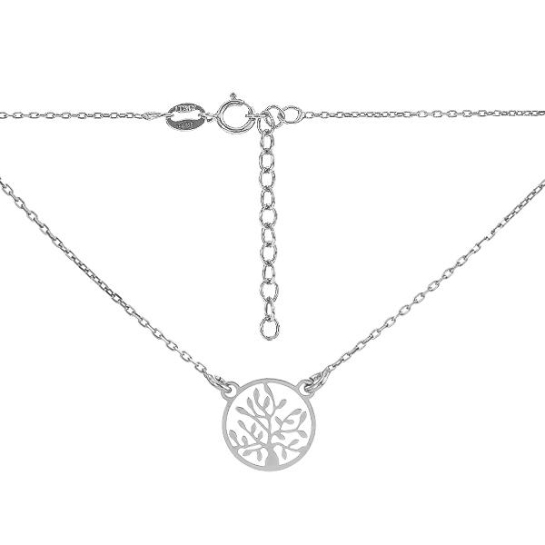 Кольє срібне Дерево без каменів (D5136HK0008 R)