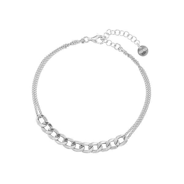 Браслет срібний фантазія без каменів (D5138BK0012 R)