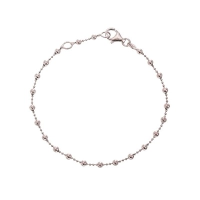 Браслет срібний фантазія без каменів (D8888BK0020 R)