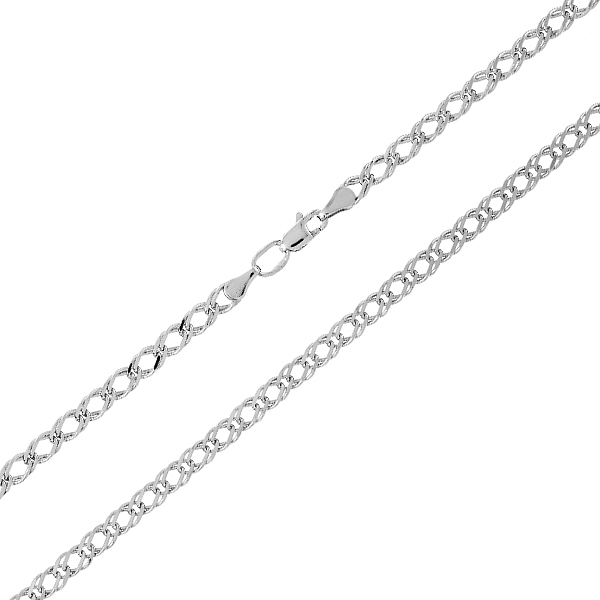 Ланцюжок срібний Ромб (DCATE1101 R)