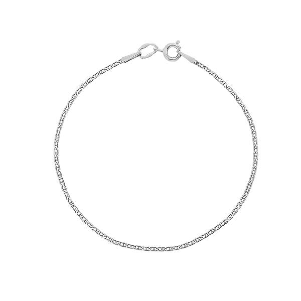Браслет срібний Якір (Якірна 50)